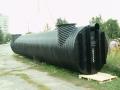 Zbiornik retencyjny HCTC - Tychy 1